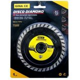 Disc diamantat, Panza flex, 115 mm
